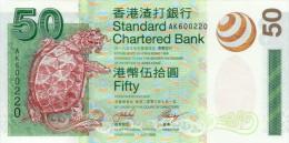 Hong Kong 50 Dollars 2003 Pick 292 UNC - Hong Kong