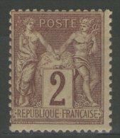 N°85 *      - Cote 13€ -