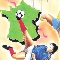 CARTES POSTALES MONDIAL FRANCE 1998 LE RETOURNE - Old Paper