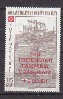 PGL BT050 - SMOM ORDRE DE MALTE SASSONE N°186 ** - Malte (Ordre De)