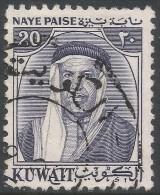 Kuwait. 1958 Definitives. 20np Used. SG 134 - Kuwait