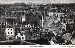"BELGIQUE - FLANDRE ORIENTALE - TERMONDE - DENDERMONDE - ""GEO.""29. -1914 - Thermonde D'après Illustatration. - Dendermonde"