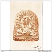 ZRGZTPA4433-LFTD5705TAR.Tarjeta Postal De TERUEL.ARTE.Esculturas Religiosas PROCESION EN CALANDA ,1913,TERUEL - Teruel