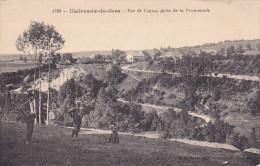CLAIRVAUX DU JURA Vue De Cogna, Prise De La Promenade - Clairvaux Les Lacs
