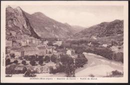 CPA - (05) Serres - Quartier Du Claret - Vallée Du Buech - France
