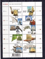 Nederland 2000 NVPH Nr 1909 - 1918 Mi Nr 1807 - 1816 Sail Amsterdam 2000  Postfris - Periode 1980-... (Beatrix)