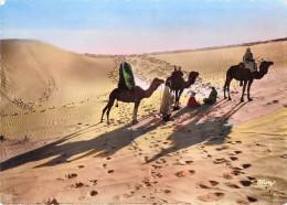 Algérie (Scènes Et Types Collection Artistique L´Afrique) Dans Les Dunes  (Cpsm-CIM Cliché PROUHO 1028)*PRIX FIXE - Scènes & Types