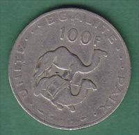 DJIBOUTI    100 FRANCS    ANNEE  1991    LOT100333 - Djibouti