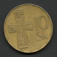 10 K. 1994, Slovakia. - Slovakia
