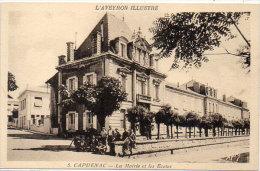 CAPDENAC - La Mairie Et Les Ecoles (85253) - France