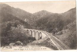BOCOGNANO La Ligne De Chemin De Fer édition Moretti Neuve TTBE - France