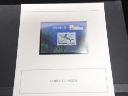 COREE DU NORD -  Bloc Luxe Avec Texte Explicatif - Belle Qualité - À Voir -  N° 11533 - Corée (...-1945)