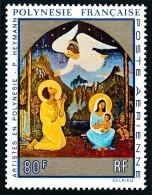 POLYNESIE 1971 - Yv. PA 58 ** TB  Cote= 24,00 EUR - Tableau De P. Heymann ..Réf.POL23074 - Poste Aérienne