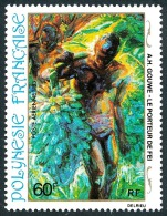 POLYNESIE 1983 - Yv. PA 179 **   Cote= 2,70 EUR - Tableau De AH Gouwe, 20e Siècle ..Réf.POL23098 - Poste Aérienne