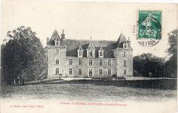 Chateau De CAZELLES, Près Villefranche De Rouergue (85259) - Other Municipalities