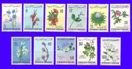 Tunisie  N° 640/650 YT Neuf ** Gomme Luxe  Sans Charnière8 - Tunesien (1956-...)