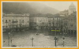 Italie, Rome Cpa6 Piazza Gavour, Inondations Places, Carte Photo Neuve, Qualité **** - Non Classés