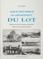 SAINT CIRQ LA POPIE 46 LOT 1852 CATUS CAZALS CRAS CEZAC MIERS CANIAC FONS AYNAC CALES J B GLUCK 192 PAGES ETAT NEUF - Midi-Pyrénées