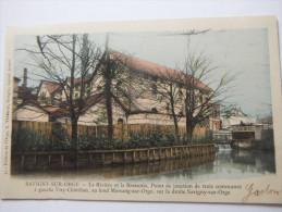 La Rivière Et La Brasserie ,1903 - Savigny Sur Orge