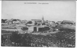 LA COURONNE Vue Générale L'église, Les Vignes - France