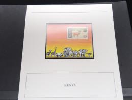 KENYA -  Bloc Luxe Avec Texte Explicatif - Belle Qualité - À Voir -  N° 11568 - Kenia (1963-...)
