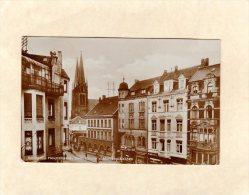 59619  Germania,  Solingen,  Hauptstrasse,  Kath,  Kirche U.  Muhlenplatzchen,  VG  1925 - Solingen