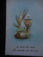 """IMAGE COMMUNION """"Laure  DAOUD - 1983 - Eglise Saint André"""" - Religión & Esoterismo"""