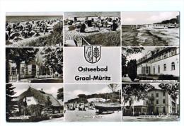 9667   CPA Ostseebad GRAAL - MÜRITZ  , Carte Photo  ! ACHAT DIRECT !!! - Allemagne