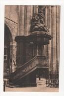 Carte Postale  BASILIQUE DE SAINT MAXIMIN CHAIRE Sculpté Par Le Dominicain LOUIS GUDET   VAR - Saint-Maximin-la-Sainte-Baume
