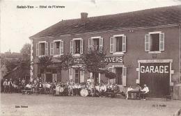71 SAONE ET LOIRE - SAINT YAN Hôtel De L'Univers - France