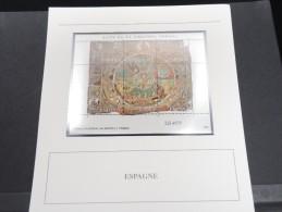 ESPAGNE -  Bloc Luxe Avec Texte Explicatif - Belle Qualité - À Voir -  N° 11587 - Blocs & Feuillets