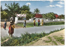 COF.0096/ Bangui - Africolor - C.I.O.T. - Centrafricaine (République)