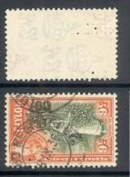 CEYLON, Old Perfin - Ceylon (...-1947)