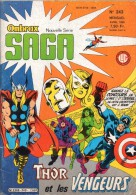 Saga (Nouvelle Série) N°243, Avril 1986 - Saga