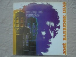 Disque Vinyle 33 T JOSE BARRENSE DIAS Filho Do Sertâo 1985 - Jazz