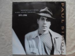 Disque Vinyle Double 33 T PAUL SIMON Negociations And Love Songs 1971/1986 - Rock