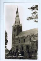 9680  CPA  All Saints Church BRIXWORTH , Carte Photo - Northamptonshire