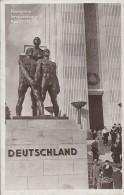 Exposition Internationale Paris 1937 - Sculpteur Arno Breker - Homme Nu - Expositions