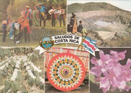 FOLKLORE -  COSTA RICA - Costa Rica