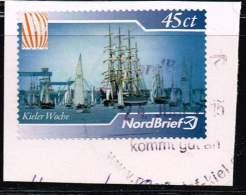 Nordbrief, Kieler Woche - Privatpost