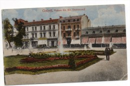 GALATI (ROUMANIE) - VEDERE DIN STR. DOMNEASCA - Roumanie