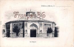 (51) Chalons Sur Marne - Le Cirque - 2 SCANS - Châlons-sur-Marne