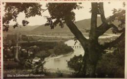 OLTUL LA CALIMANESTI,COZIA,1936,FOTO VESA,ROMANIA - Rumänien