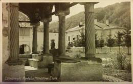 CALIMANESTI,PORTALUL MANASTIREI COZIA,1936,FOTO VESA,ROMANIA - Rumänien
