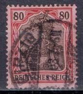 Deutsches Reich - Mi-Nr 77 Gestempelt / Used (B1167) - Gebraucht