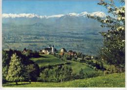 MARIA BILDSTEIN - Wallfahrtsort, Panorama - Österreich