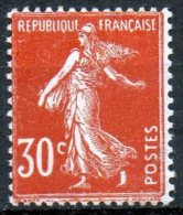 1921 FRANCE Semeuse  N°160  Neuf ** Cote 17.00€ - France