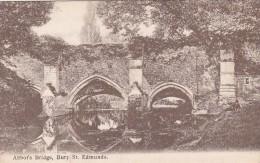 Suffolk - Abbot's Bridge, Bury St Edmunds Angleterre - Angleterre