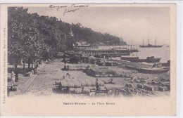 Saint-Pierre - La Place Bertin - Martinique