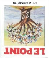 Calendrier De Poche/Journal / Le POINT//Paris/1993      CAL274 - Calendars